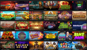 Play Masses of Games & Videoslots at EnergyCasino