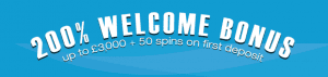 Spinland Casino 200% Welcome Bonus Offer Image