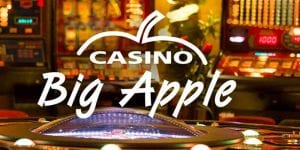 Casino Big Apple Official Logo Banner