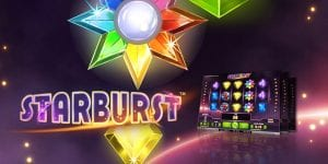 Play Starburst on Your Mobile Phone