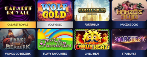 Choose From Hundreds Of Video Slot Games to Play
