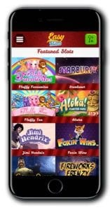 Easy Slots Is Fully Developed For Mobile Play