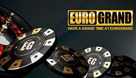Play Great Table Games at EuroGrand Casino Any Time