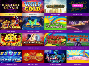 Play Mobile Slots with Fairground Slots