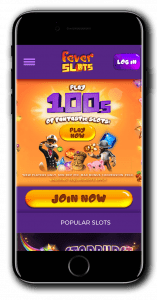 Fever Casino Offer Fully Optimised Mobile Play