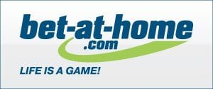Bet at Home Casino Official Mobile Banner Logo