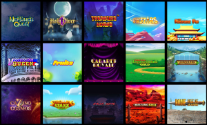 Impressive Slots Collection Offered on PC and Mobile