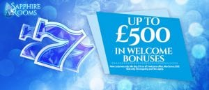 Get Your £500 Welcome Bonus From Just 3 Deposits