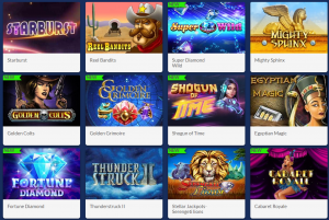 An Impressive Range Of Great Slots Games Are Offered at Slotzo Casino