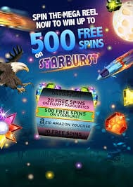 Get Your Welcome Bonus Mega Spin Now
