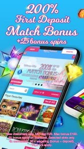 Spin Princess is Fully Optimised For Exciting Mobile Play