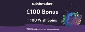 Take Full Advantage of Wishmaker Welcome Bonus