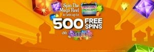 Earn Free Spins and More on Starburst