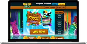 Amazon Slots UK Join Now and Spin The Mega Wheel