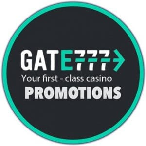 The First Class Promotional Offers Online at Gate 777 Casino
