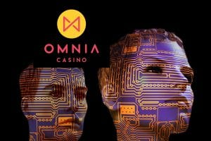 Omnia Casino Future of Gaming Logo