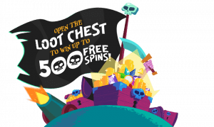 Open The Loot Chest to Win Prizes at Pirate Casino Online