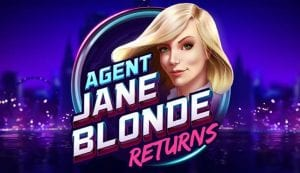 Play Agent Jane Blonde Returns Now with £50 Welcome Offer