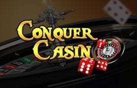 200% Welcome Bonus at Conquer Casino