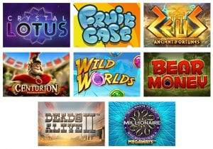 New Games at Casino Big Apple
