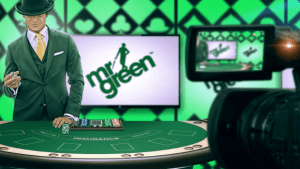Play Live Casino Games at Mr Green Casino
